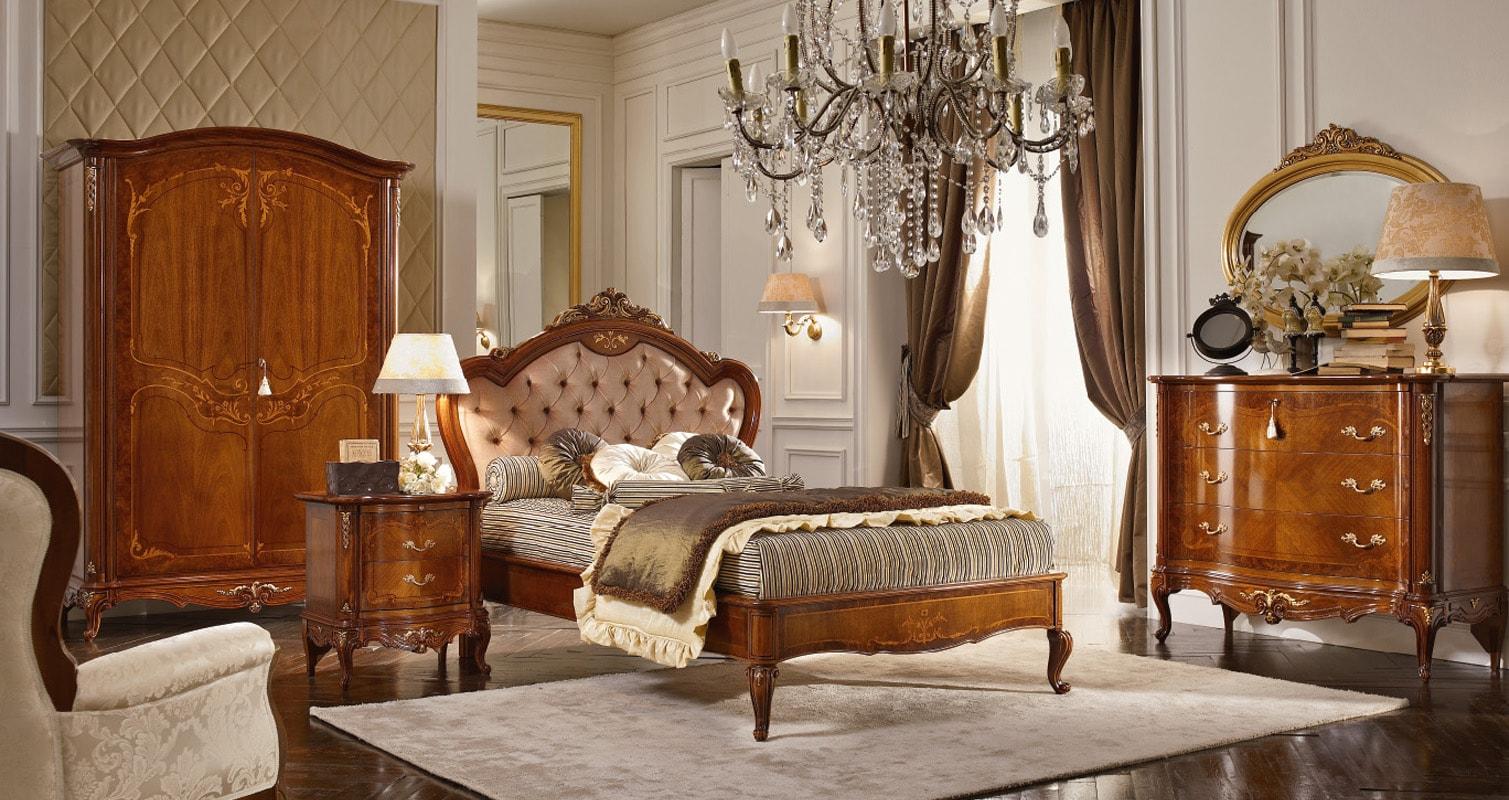 Camere da letto classiche - Valderamobili
