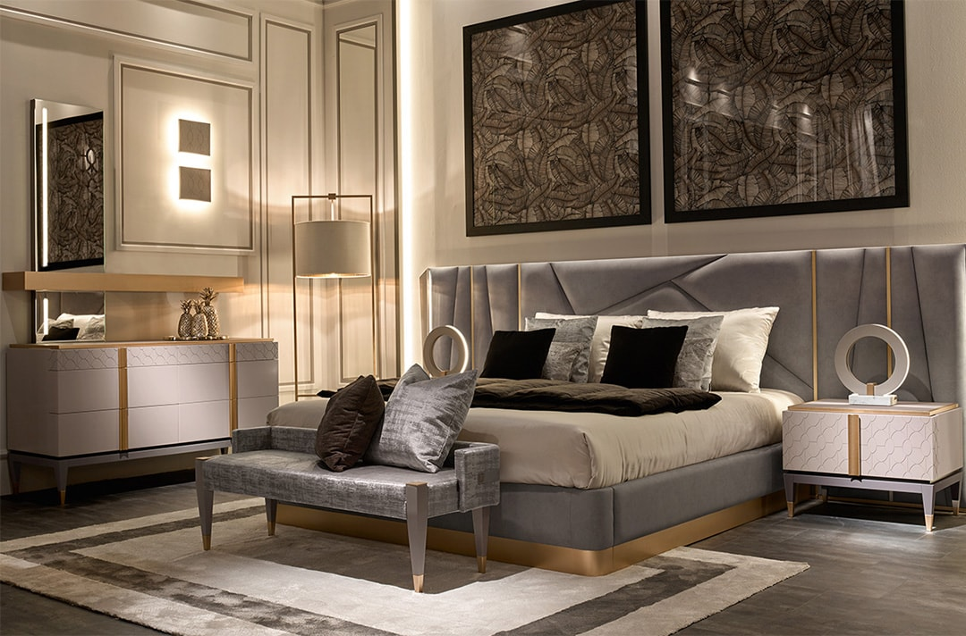 Camere da letto moderne - Valderamobili
