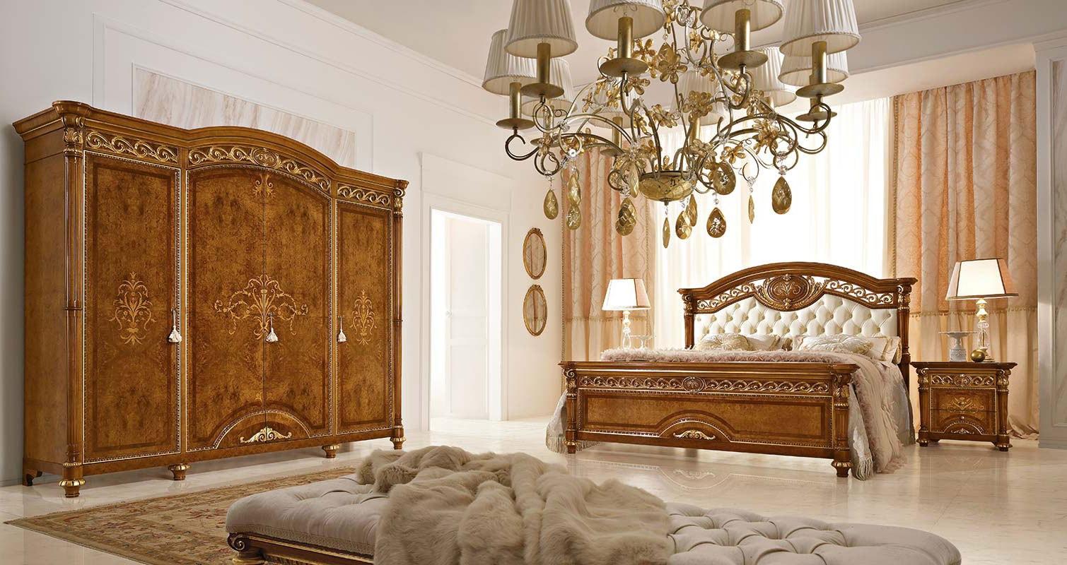 Camere da letto in stile - Valderamobili