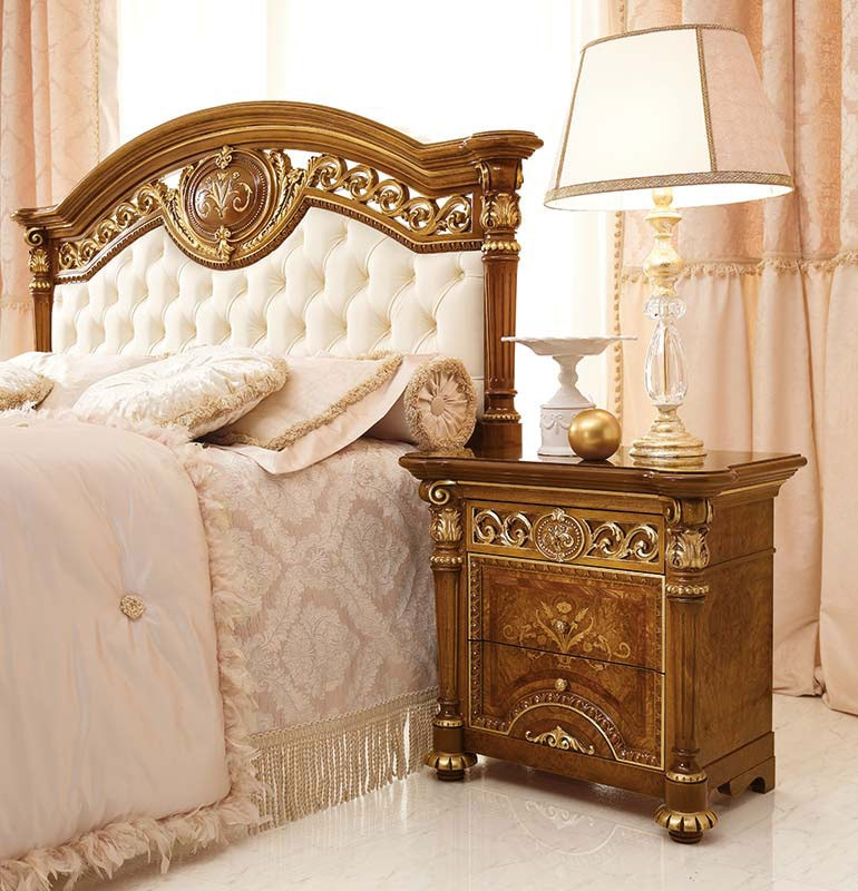 Camere da letto in stile valderamobili for Negozi camere da letto roma