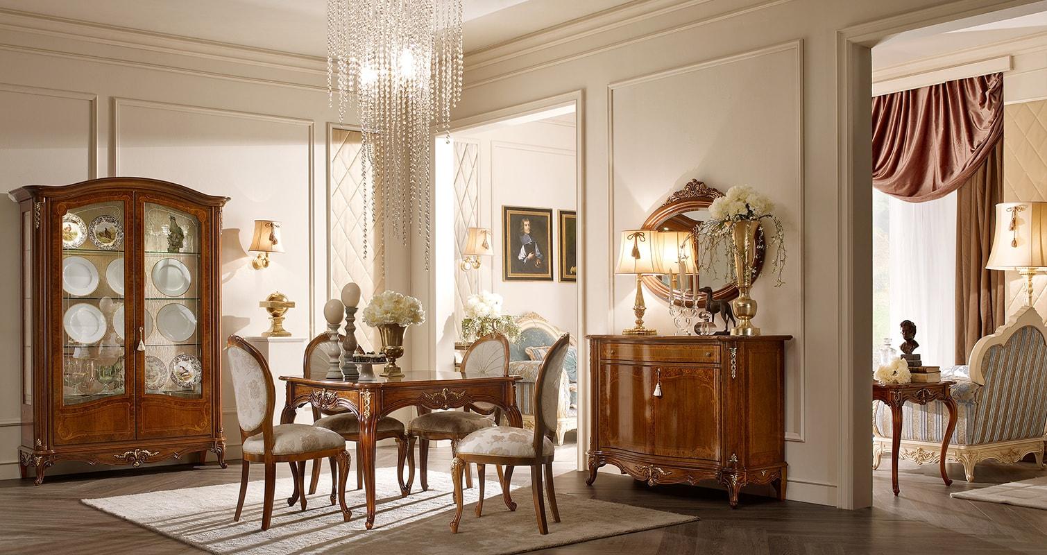 Mobili stile valderamobili for Ingresso casa classica